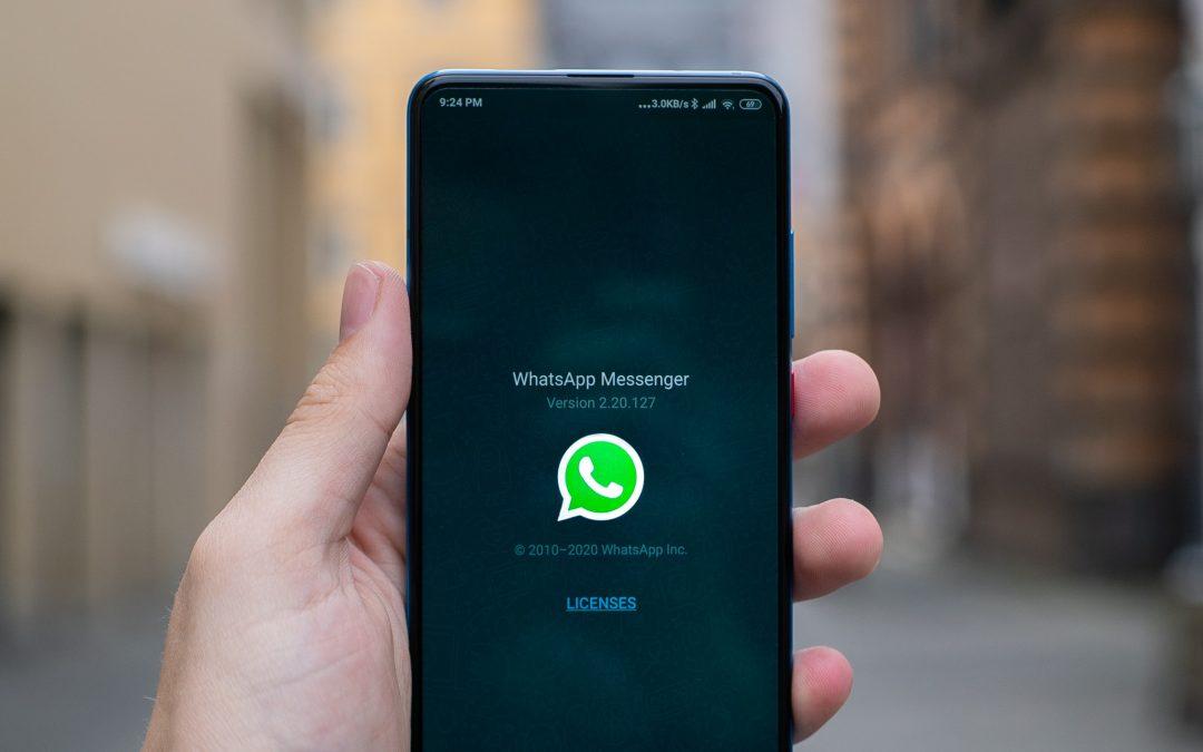 De mogelijkheden van Whatsapp